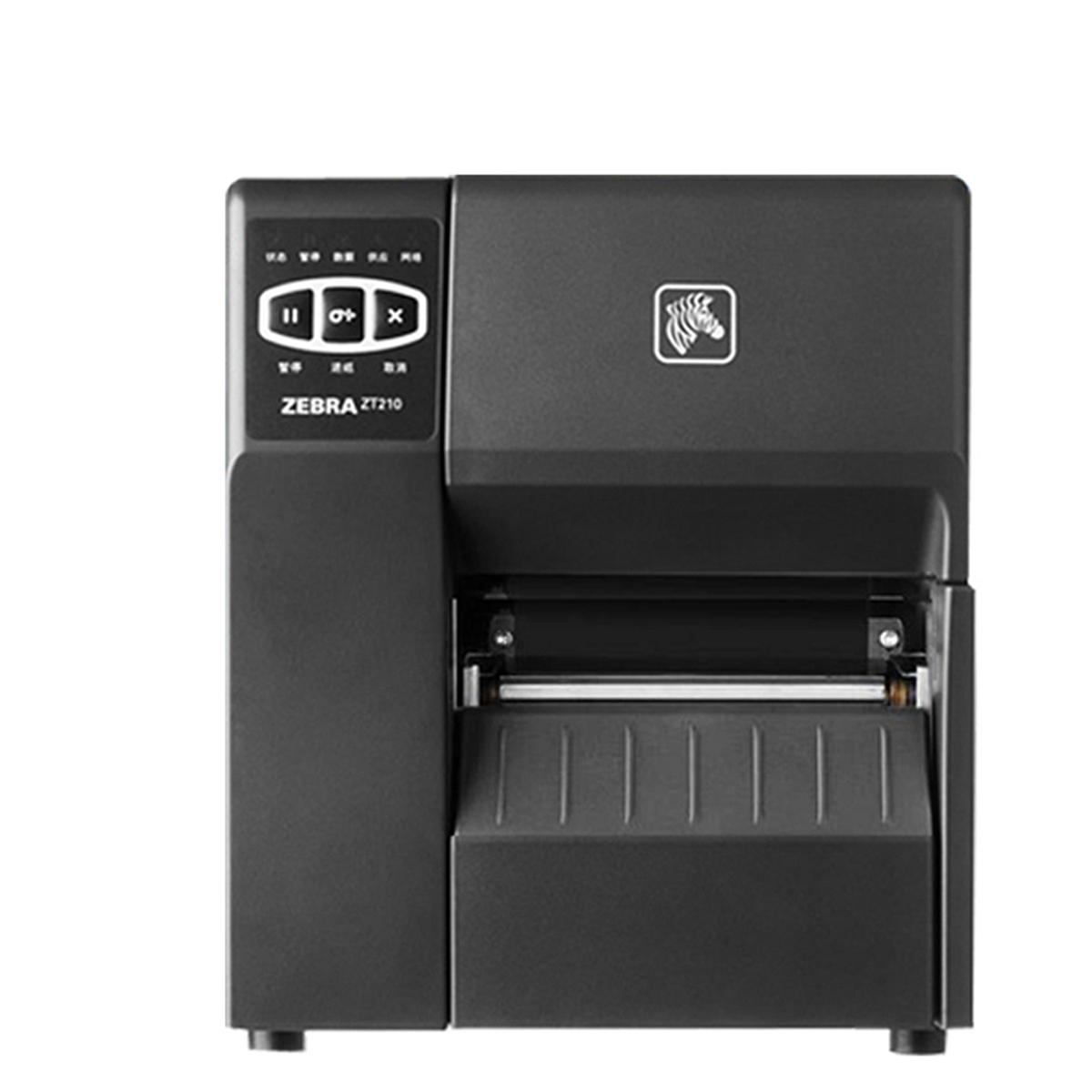 斑马 ZT-210 条码打印机203点 277x242x432mm (单位:台)