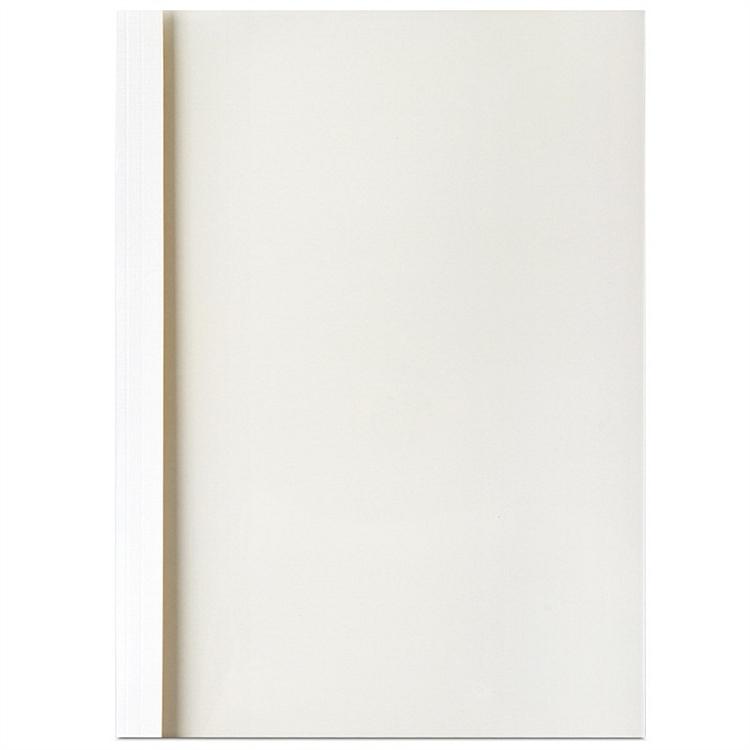 得力 3864 热熔封套 2cm,A4纸张 10PCS/袋 (单位:袋) 白