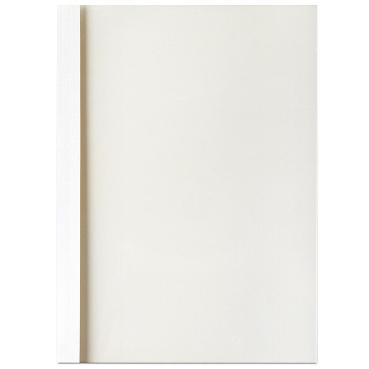 得力 3867 热熔封套 A4 10PCS/袋 (单位:袋) 白