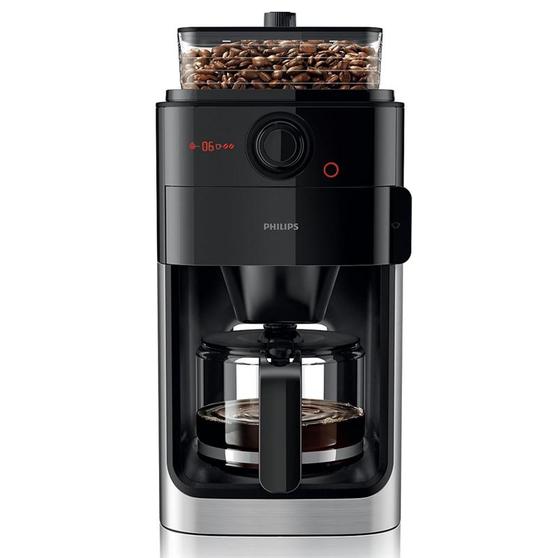 飞利浦 HD7761 咖啡机  (单位:台) 黑色